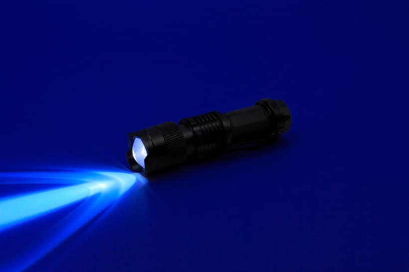 Best Blood Tracking Flashlight